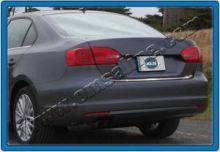 Накладка на кромку двери багажника (кант), Omsaline, нерж. сталь, а/м 2011-2014