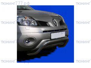 Защита переднего бампера (дуга), SM, нерж. сталь ф 60мм., 2008-2011