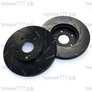 Тормозные диски задние, EBC, серия Ultimaх, к-кт на V - 2.7 TD