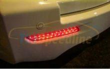 Катафоты в задний бампер, LED светодиодные, а/м 2007-2009