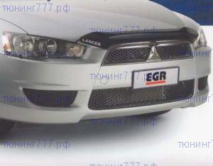 Дефлектор капота, Egr, темно-дымчатый, а/м 2007-2010