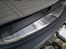 Накладка в проем двери багажника, нерж. сталь
