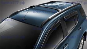Багажник на рейлинги, GM, оригинал