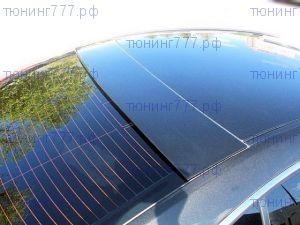 Козырек на заднее стекло, Ars-T, широкий, под окраску на седан