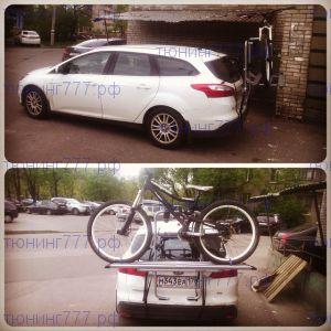 Крепление для велосипедов, Menabo Steel Bike 3, к-кт