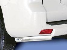 Защита заднего бампера Antec, нерж. сталь ф 60мм