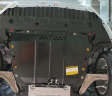 Защита картера Motodor, сталь 2мм., V - 2.5л
