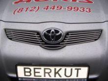Решетка радиатора Berkut, нерж. сталь, а/м 2006-2010