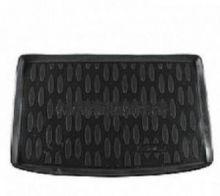 Коврик (поддон) в багажник, Aileron, полиуретановый черный с бортиками
