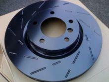 Тормозные диски EBC, серия Ultimax, передний к-кт