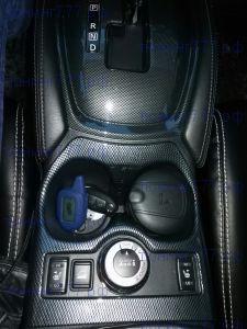 Окантовка подстаканника, для 4WD, выбор цвета