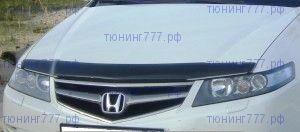 Дефлектор капота Egr, темно-дымчатый, а/м 2006-2007