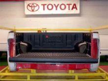 Вставка в кузов, Rugged Liner, пластик, с заходом на борта, для DCab