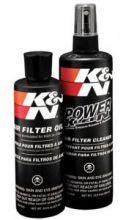 Комплект для промывки и пропитки воздушного фильтра K&N (промывка + масло)