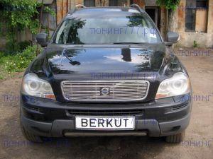 Решетка радиатора Berkut, нерж. сталь, а/м 2007-2009