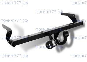 Фаркоп Bosal VFM, крюк на 2х болтах, тяга 1.2т., без электрики