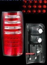 Задние светодиодные LED фонари, к-кт