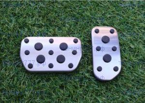 Накладки на педали, алюминиевые, а/м NX300 NX200 с Акпп