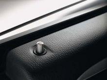 Кнопки блокировки дверей, с лого AMG, нерж. сталь