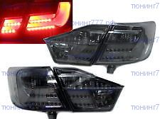 Фонари задние LED светодиодные, Lexus стиль, дымчатые