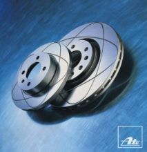 Диски тормозные, ATE, серия PowerDisc, передний к-кт для 2.0л (300мм)