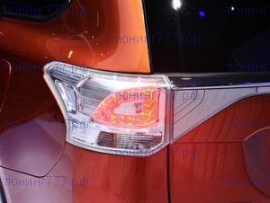 Фонари задние LED, стиль Оригинала, пара