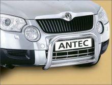 Защита переднего бампера Antec, дуга (кенгурятник) нерж. сталь ф 60мм