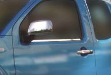 Накладки на ручки дверей, Omsa, нерж. сталь, на передние двери