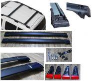 Багажник на рейлинги Voyager, серия Wingbar, алюминий